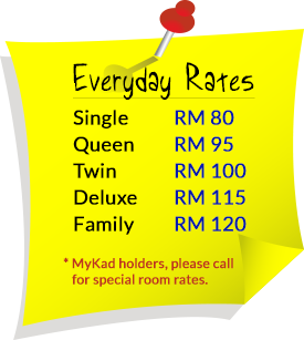 Staying At One Hotel Will Have You Feeling More Refreshed And Leave With Money To Spend During Your Stay Here In Kota Kinabalu